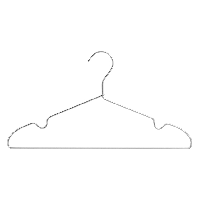 High Quality Aluminum Hangers Boutique Shirts Hangers