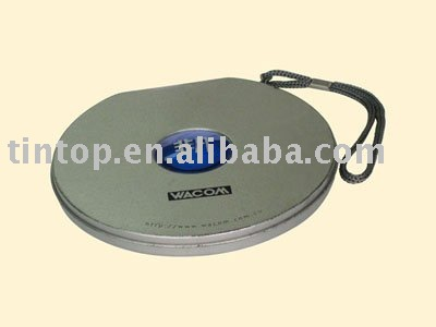 tin plate cd box