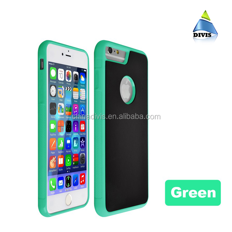 buy online ed9d4 46010 Best Strong Sticker Anti Gravity Cell Phone Case For Samsung S8 Nano Tech  Phone Case For Iphone6 7 Plus - Buy Anti Gravity Sticker,Nano Phone ...