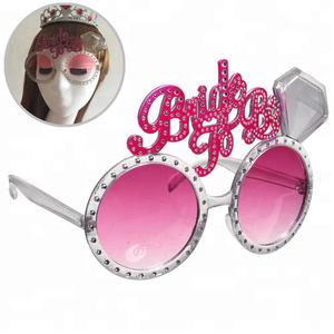 BRIDE TO BE GLASSES HEN NIGHT PARTY ACCESSORIES NOVELTIES & FAVOURS AC6069