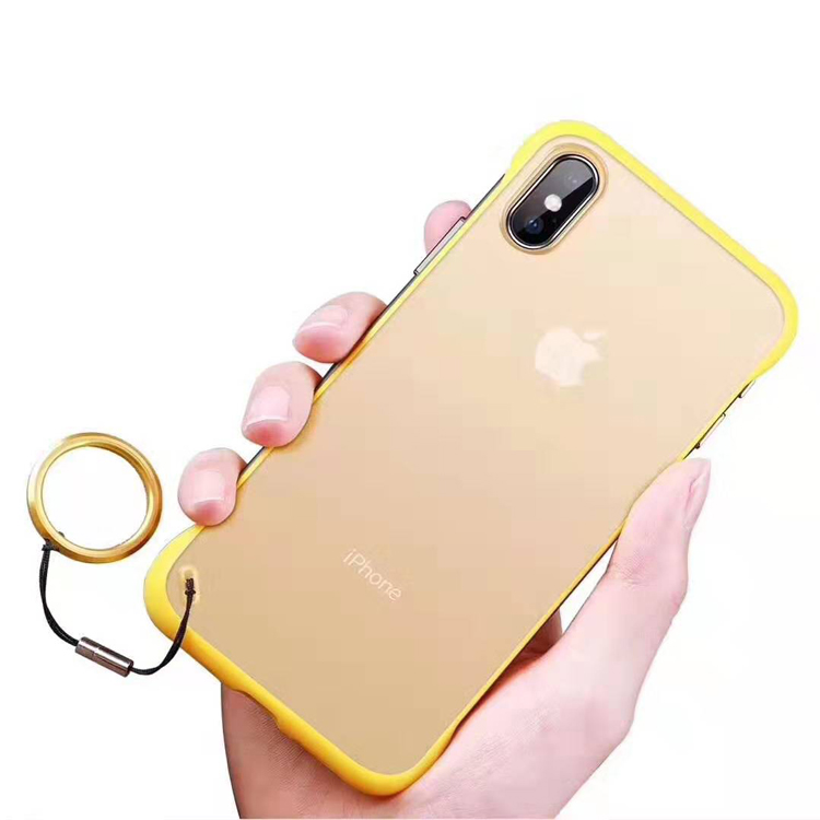 for iphone case newest anti-shock explosion-proof apple  iphone 6 7 8 x x xs max luxury phone case