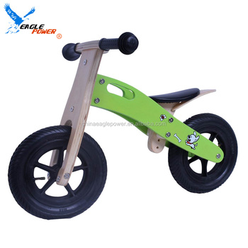 High Quality Children Kids Wooden Balance Bike Buy Kids Bike
