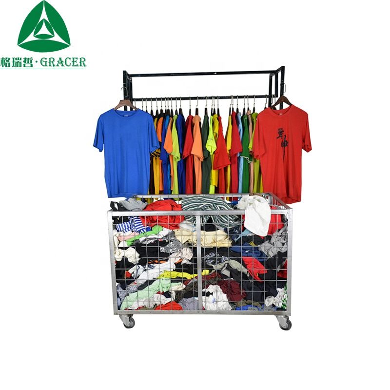 Branded shirts second hand clothes bale used men clothes