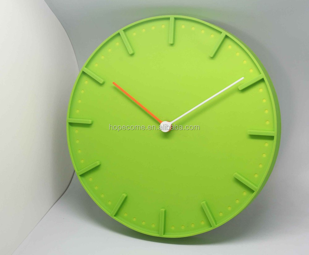 quartz modern decor wall clock