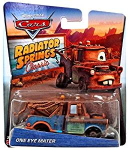 Buy Disney Pixar Cars Radiator Springs Classic Exclusive