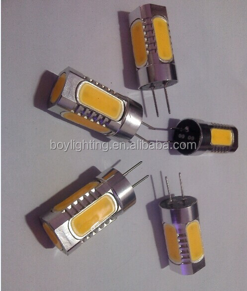 New Gy 6.35 Led Light G4,Car Plug Led Light,G4 Led 12v 10w
