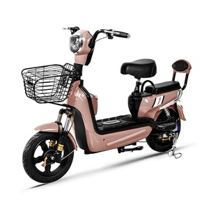 Top Selling Chaptest 350W 48V Lead-acid Battery Electric Scooters for sales