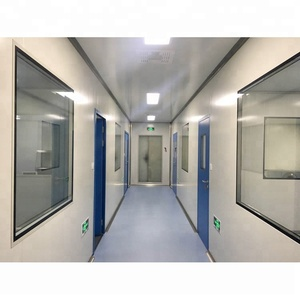 clean room cleanroom accessories equipment of purification door and window