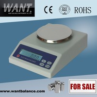 With RS232 0.01g classic weighing scales