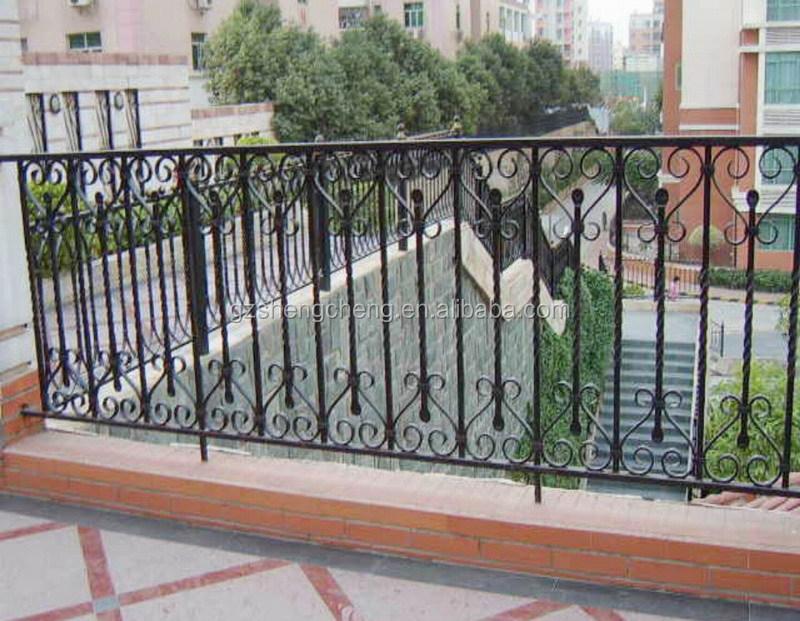 Desain Pagar Balkon Beranda Pagar Desain Pagar Besi Tempa Buy