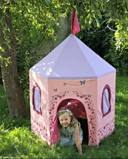AIoiai Folding House Kid Tent Funny Play Tent For kid Outdoor
