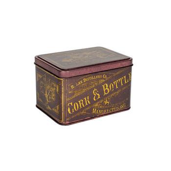 Retro Metal Bins Old Stamp Letter Storage Box With Lid - Buy Storage  Box,Storage Boxes &bins,Metal Storage Box Product on Alibaba com