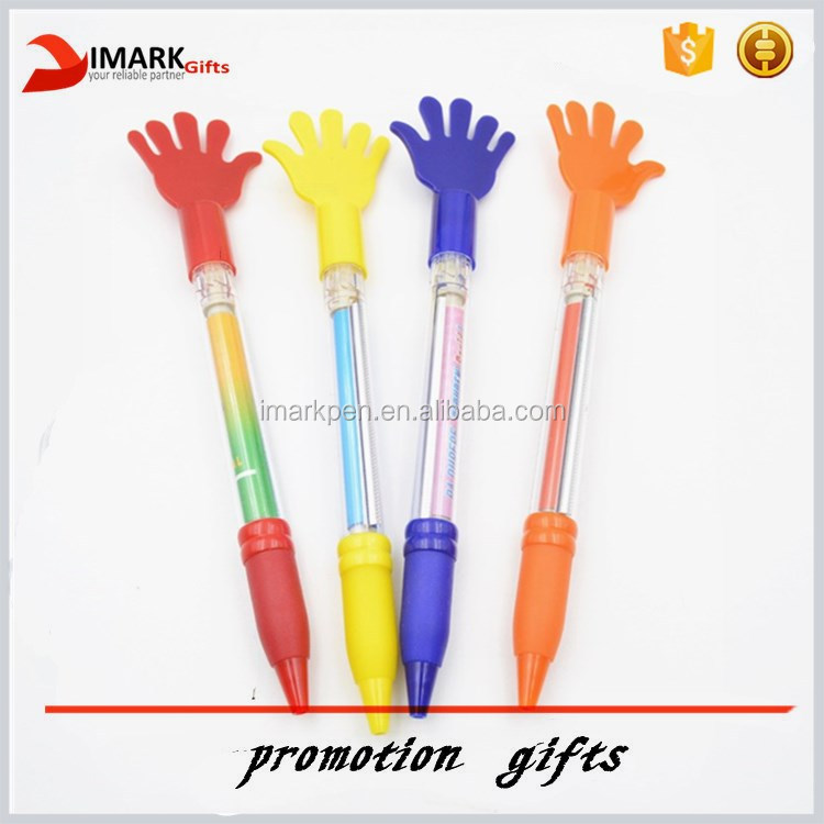 Promotional Hand Shaped Banner Pen