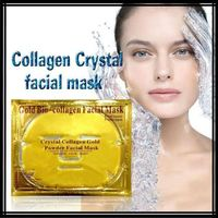 Best Selling products anti wrinkle moisture gold collagen mask gel pack for face