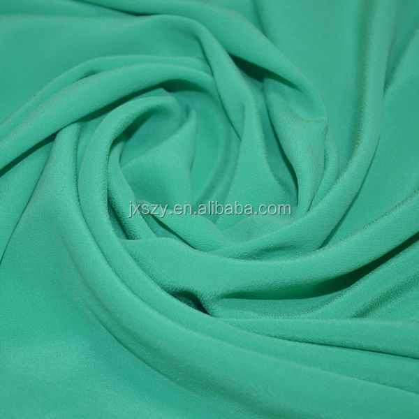 Stretch silk crepe fabric silk fabric