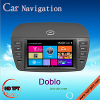 Factory supply car stereo for fiat doblo with high quality for sale