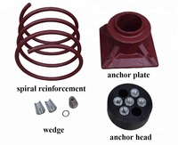 The Fixed End H Type Anchor System From China Manufacture
