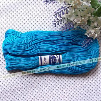 Egyptian Long Fibre Cotton Dmc Floss Cross Stitch Embroidery Hand