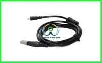 USB PC/Computer Data Cable/Cord/Lead For Polaroid Digital CAMERA T1455/t/m/lp/eu