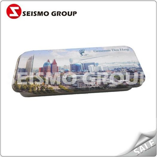 custom printed box packaging tin boxes mint tin with breath mints