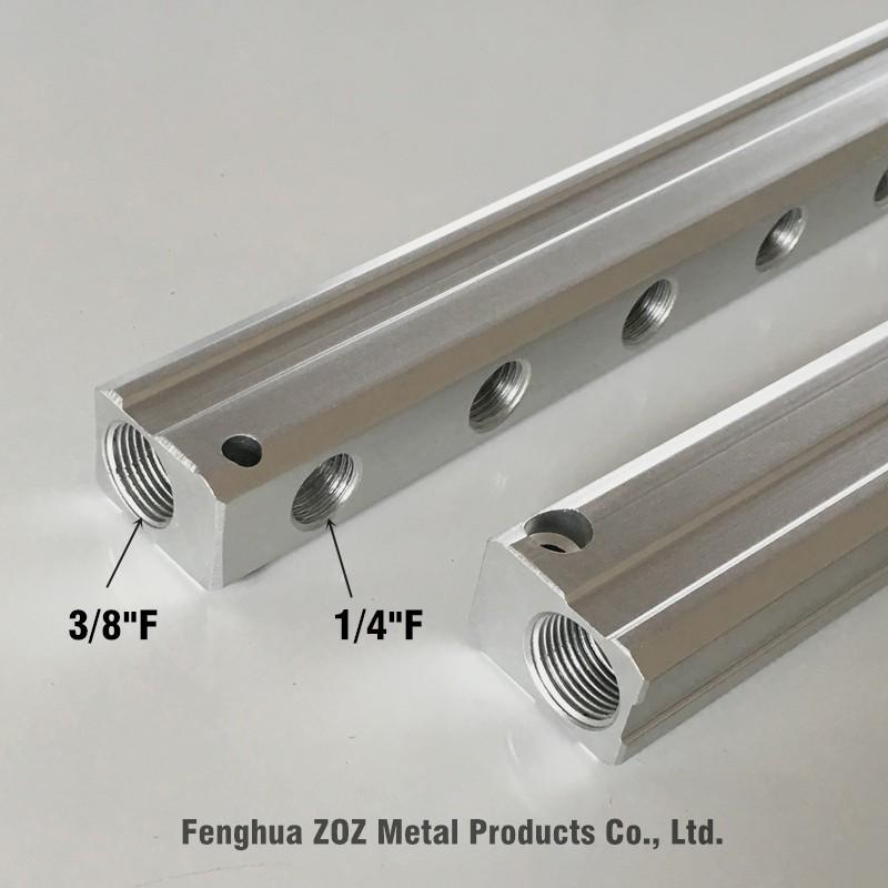 Aluminium air distribution manifold buy
