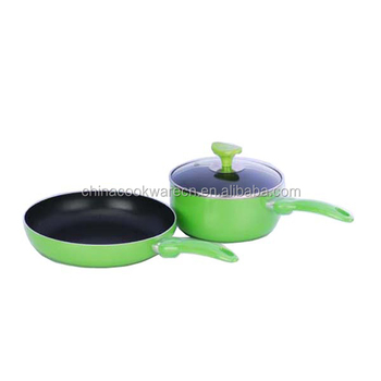 Houseware Useful Aluminium non-stick cookware set