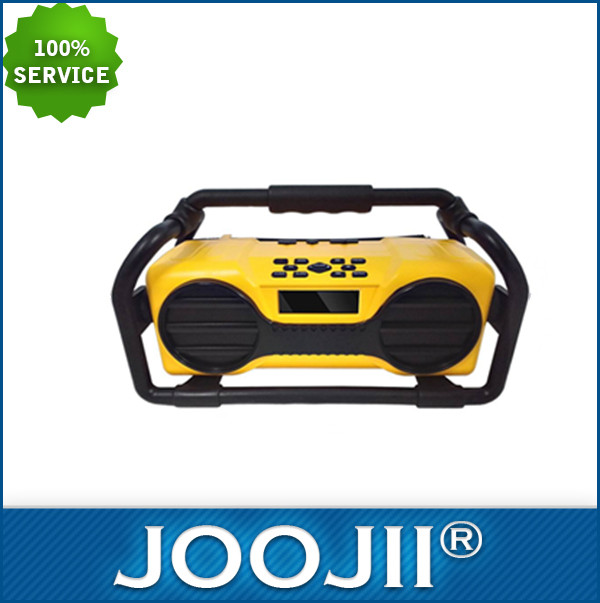 Water-Proof And Shock-Proof DAB Duty Radio With Bluetooth, FM/AM Radio And USB SD Card Function