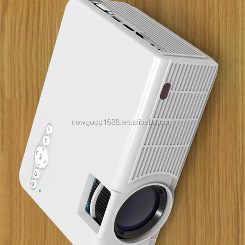Cost-effective TV digital 1080p full hd home cinema LCD <strong>projector</strong>