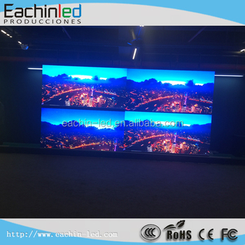 Jelas Hd 3mm Led Layar Pixel Pitch Outdoor Advertising Led Display