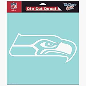 NFL Seattle Seahawks 8 X 8 Die Cut Decal
