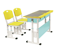 kids study table chair, adult study table chair with cupboard pen slot cheap