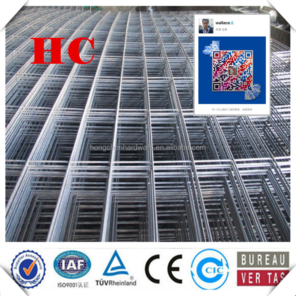AnPing Factory 100x50 50x50 GI Welded Wire Mesh Roll and Panel