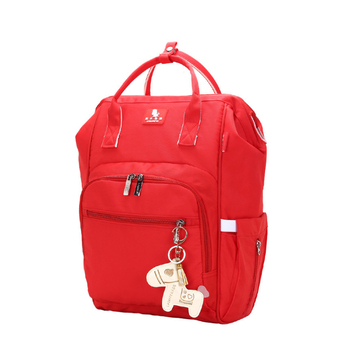 Portable Mummy Bags Waterproof Baby Diaper Backpack