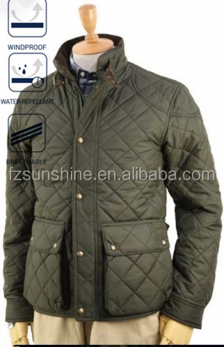 9e73b92f6b498 2016 Water Repellent Mens Quilted Hunting Jacket - Buy Mens Quilted ...
