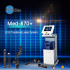 2016 beauty parlor instrument effective High Quality Multifunctional Fractional CO2 Laser Equipment