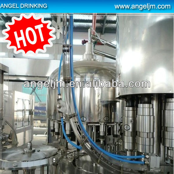 QGF barreled drinking water filling and sealing machine