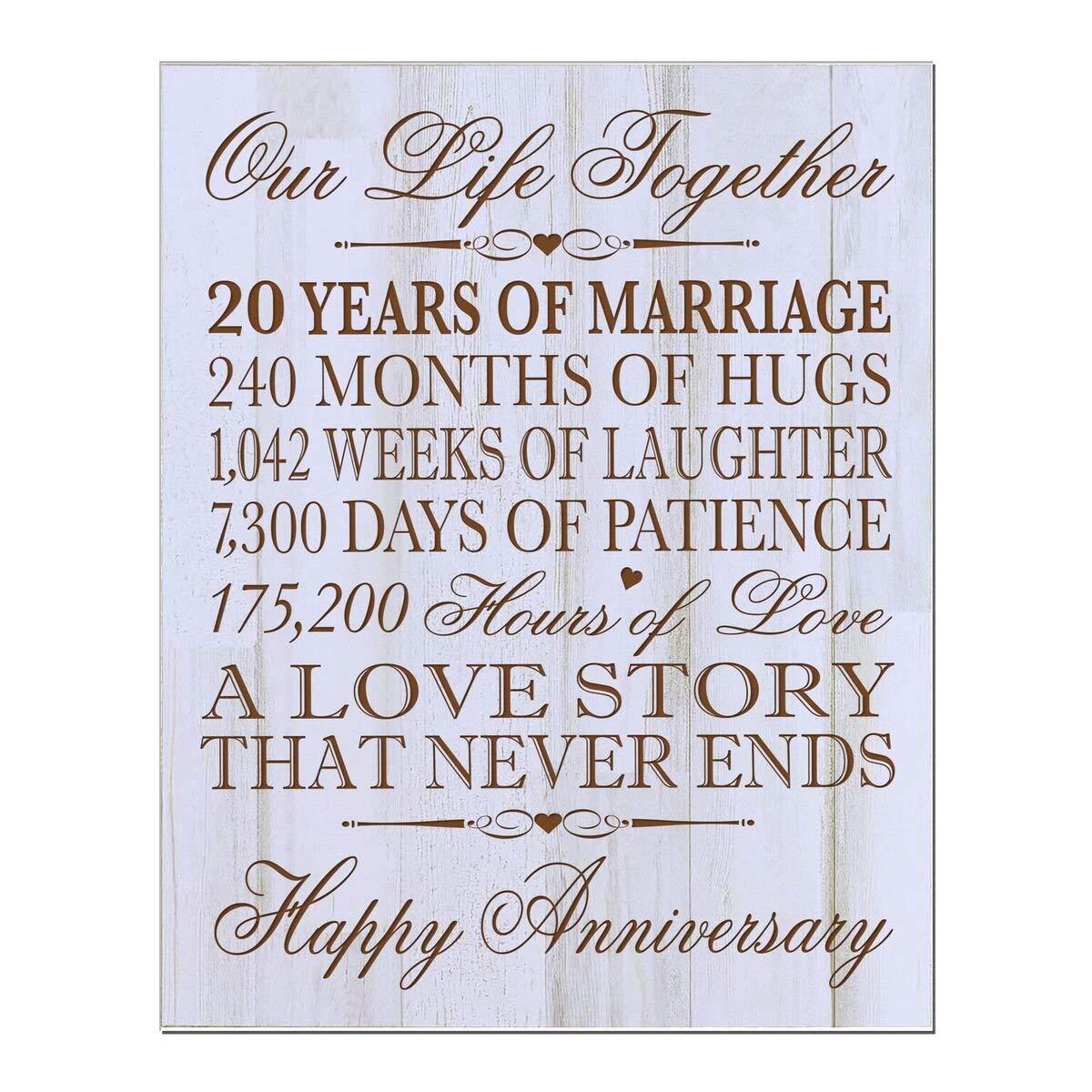 20 Wedding Anniversary Ideas: Cheap 20 Wedding Anniversary Symbol, Find 20 Wedding