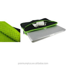 anti-shock EVA padding neoprene laptop sleeve bag case