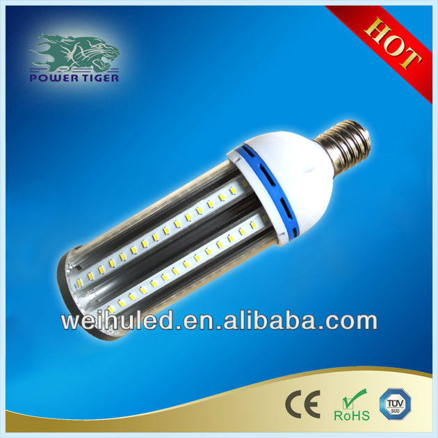 high brightness g24 led corn light 20w