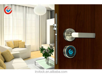 New! small RF electronic locks/ MF smart one-card access control system