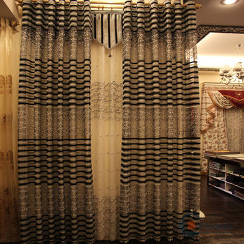 heritage curtains designs style fabric for india