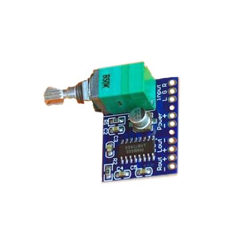 PAM8403 5V 2 x 3 W Amplificatore digitale consiglio di classe D con Interruttore Potenziometro