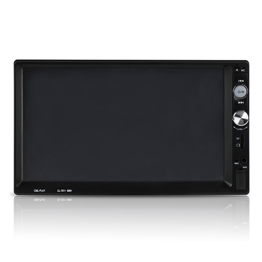 CL-7011B 2Din MP5 רכב רדיו נגן 7 inch מסך מגע תמיכה Mirrorlink Bluetooth USB TF AuX