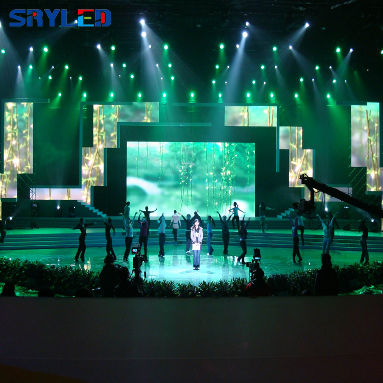 Indoor p2.5 stage led screen for concert