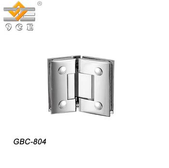 New Product Bathroom Glass Cl& Shower Door Hinge GBC-804  sc 1 st  Guangzhou Qiwin Import \u0026 Export Co. Ltd. - Alibaba & New Product Bathroom Glass Clamp Shower Door Hinge GBC-804 View ...