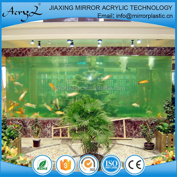 Wall Mount Hanging Aquarium