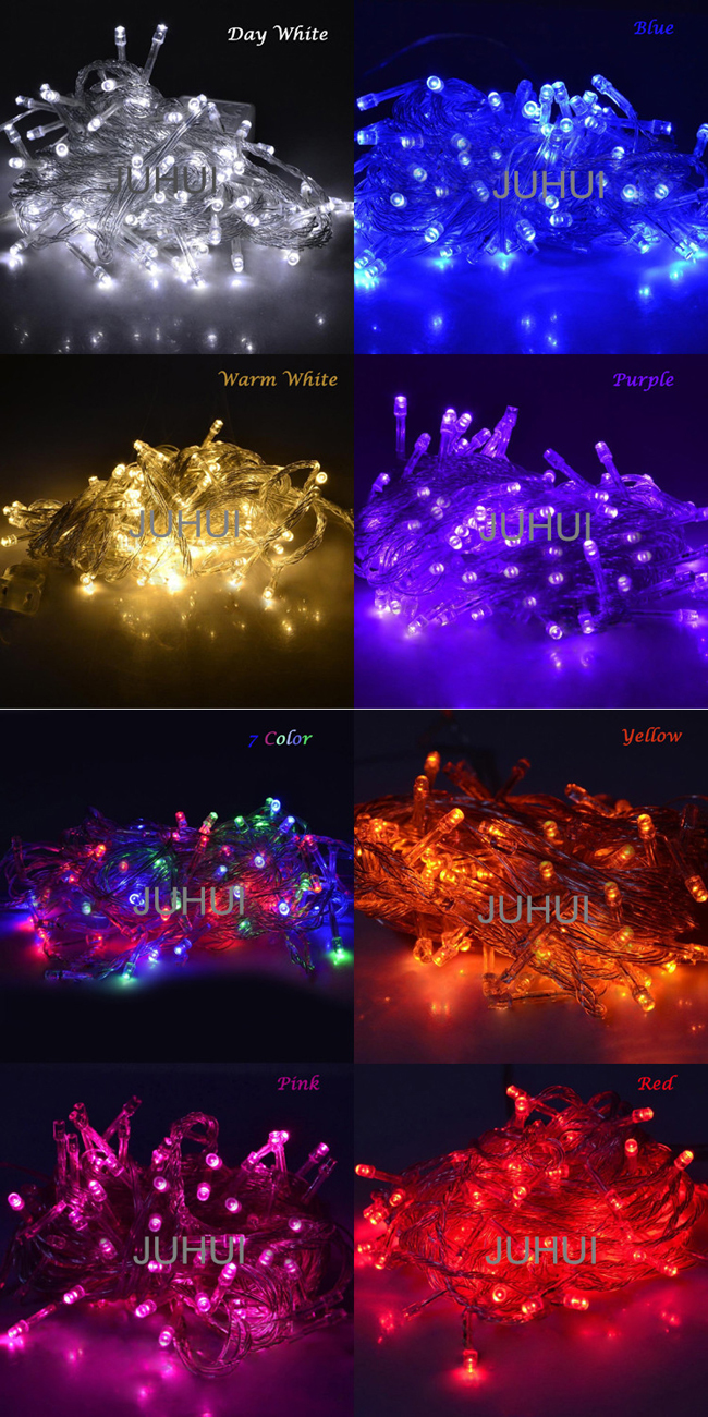 Led Round Ball Christmas Lights (white Ball String) / Large Outdoor Christmas Balls Lights - Buy ...