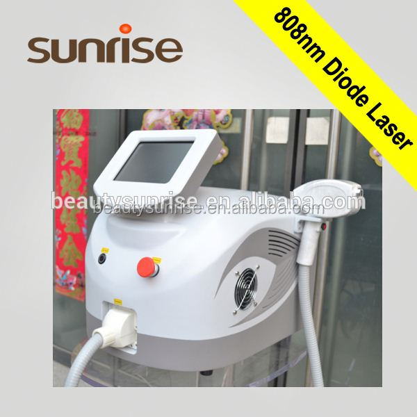 Indolore r sultat permanent diode laser pilation for Appareil epilation laser maison