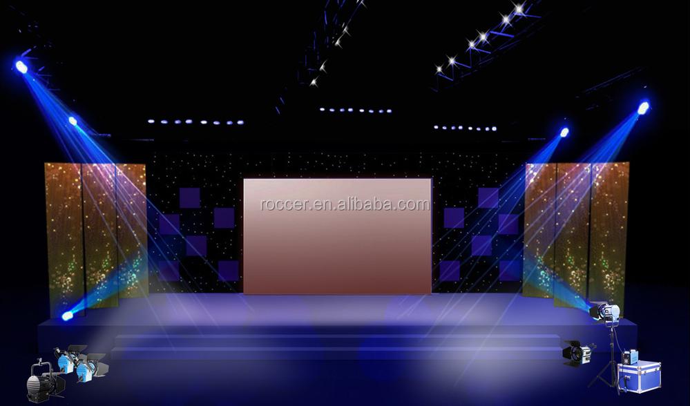 Fresnel Led Spot Light 650w/led Video Studio Light Lamp Holder Gy9 ...