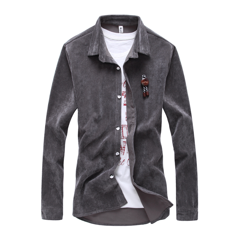 1e42f6040e Get Quotations · 2015 shirt Brand flannel fashion men shirts long sleeve  flower slim fit mens dress shirt formal